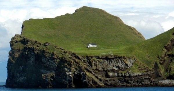 Casa mais isolada do mundo não tem TV nem internet, só uma ...