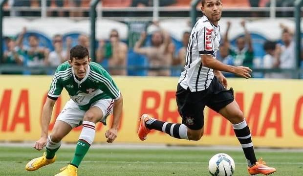 Veja as imagens da rodada que teve clássico entre Palmeiras e Corinthians