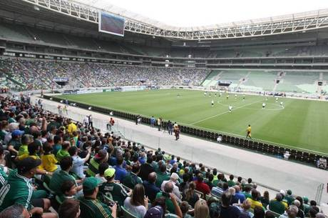 Resultado de imagem para Allianz Arena palmeiras torcida