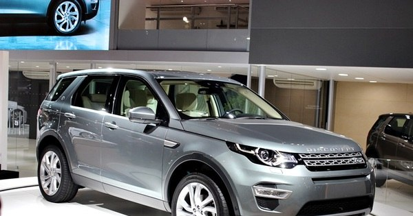 Land Rover anuncia Discovery Sport no Brasil em 2015 por R ...
