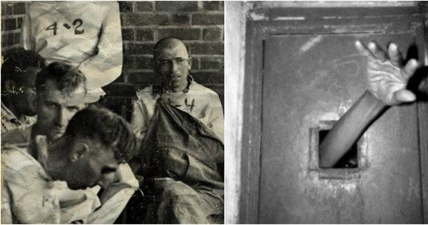 Absurdo! Manicômio que fazia experiências macabras e torturava ...