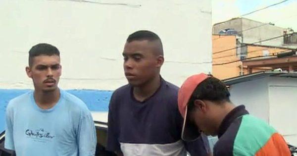 Polícia prende ladrões que mataram empresária na frente dos filhos ...