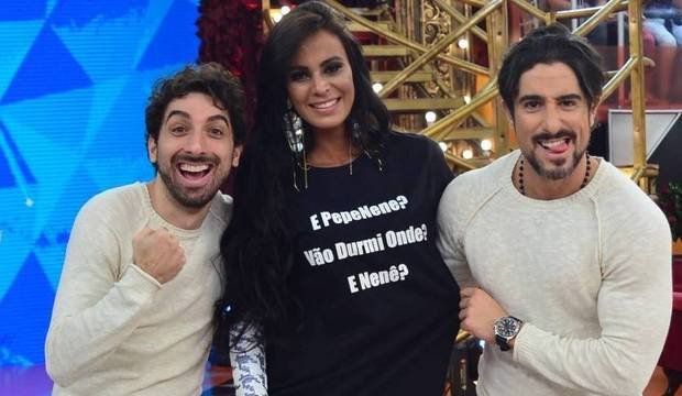 """E PepeNene? Vão Durmi Onde?"": Lorena Bueri se surpreende com bordão de Mion"