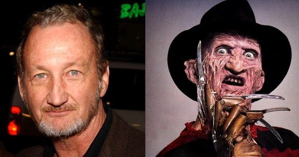 Descubra como são os monstros dos filmes de terror sem maquiagem