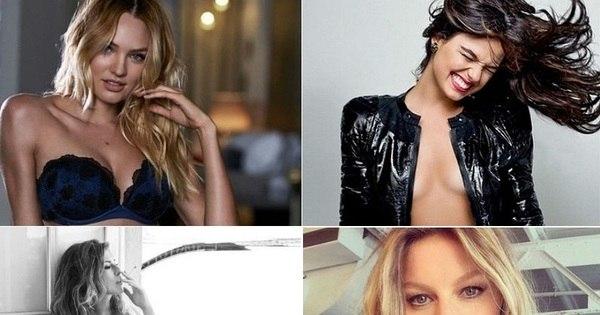 Revista elege as 100 famosas mais sexy do mundo. Veja quem são ...