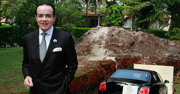 Chiquinho Scarpa prometeu enterrar um carro de R$1,5 milhão ...