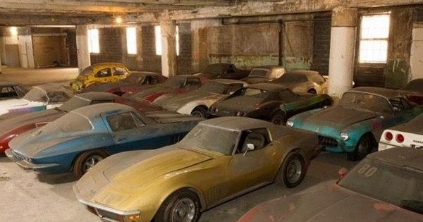 Artista plástico esquece coleção rara com 36 modelos do Chevrolet ...