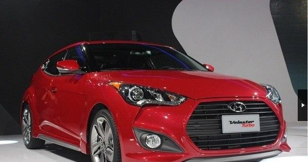Hyundai Veloster Turbo chega ao Brasil em 2015 - Notícias - R7 ...