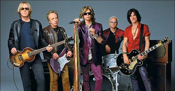 Aerosmith fará shows no Brasil em outubro - Entretenimento - R7 Pop