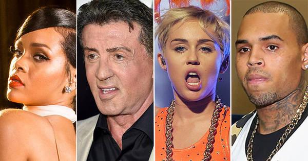 7 momentos em que os famosos foram tão barraqueiros que ...