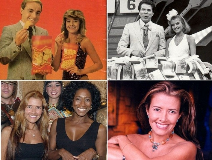 Quem já passou dos 30, 35 anos, certamente vai se lembrar da Mariette, uma das assistentes de palco mais famosas do Brasil da década de 1980