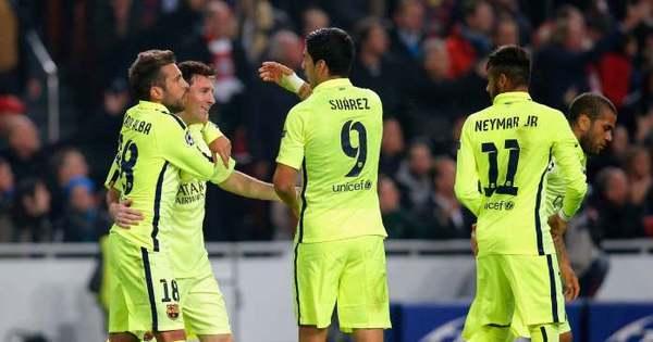Messi iguala recorde em vitória do Barcelona sobre o Ajax; veja ...