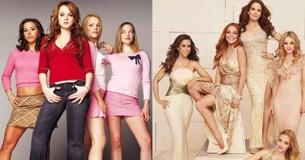 Depois de 10 anos, atrizes do filme Meninas Malvadas se reúnem ...
