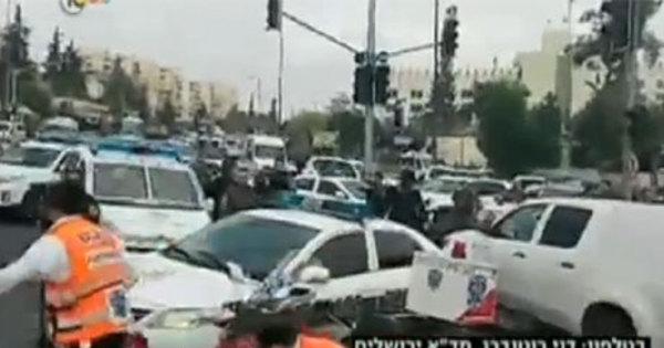 Motorista palestino deixa um morto e dez feridos em Jerusalém ...