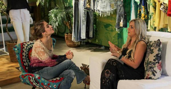 Mãe do filho de Neymar, Carol Dantas fala pela 1ª vez na TV sobre ...