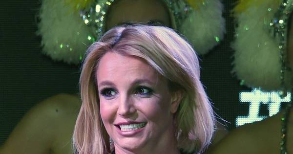 Poderosa! Após sucesso em Las Vegas, Britney Spears ganha seu ...