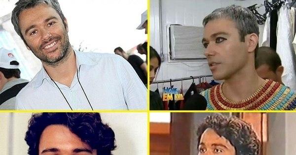 No aniversário de Ângelo Paes Leme, reveja o ator em diferentes ...