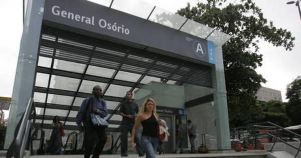 Lagoa terá acesso à estação General Osório do metrô - Notícias ...