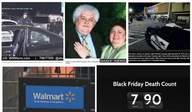Black Friday americano tem tradição de empurra-empurra, tumultos e até mortes