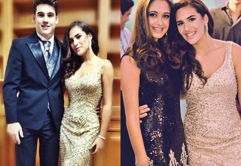 Livian Aragãocausou polêmica ao postar fotos bem magrinha. Porém, em sua festa de 15 anos, mostrou que está magra, mas não tanto!