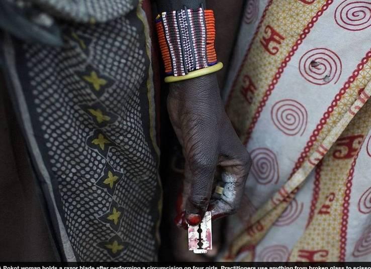 Esses médicos deveriam ser julgados', disse a diretora do Programa contra a MGF da Equality Now, Mary Wandia