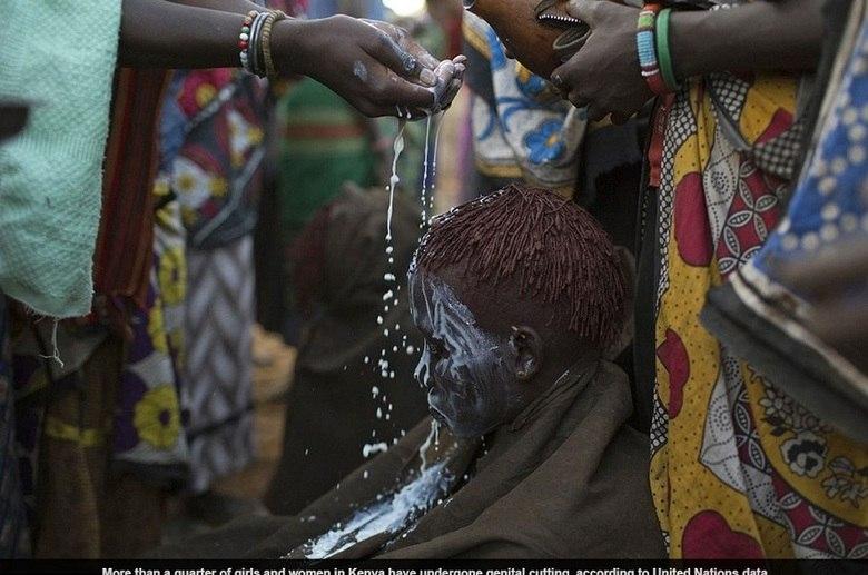 A tarefa não é fácil, já que 37 dos 42 grupos étnicos que convivem no Quênia extirpam o clitóris de suas adolescentes após a chegada da menstruação. Às vezes, visto que as meninas estão cada vez mais informadas, a ablação é antecipada para até crianças menores de cinco anos