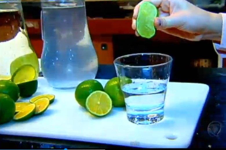 Meio limão espremido em meio copo de água todos os dias em jejum ajuda a reduzir as gorduras indesejadasNo R7 Play você pode assistir ao Fala Brasil na íntegra! Clique e experimente de graça!+ Veja mais sobre a dieta do limão