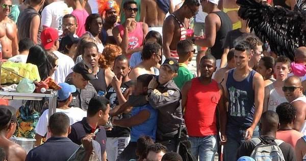 Com roubos e furtos, Parada Gay em Copacabana tem 76 detidos ...