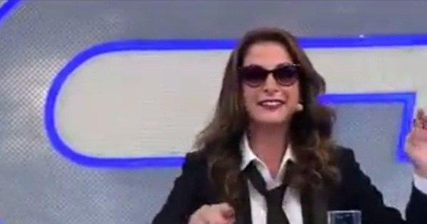 Ana Paula Padrão não agrada telespectadores na bancada do CQC ...