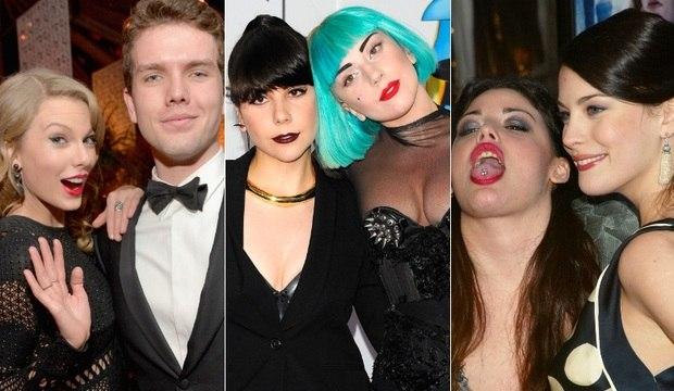 """Descubra quem são os irmãos """"nem tão famosos"""" das celebridades internacionais"""