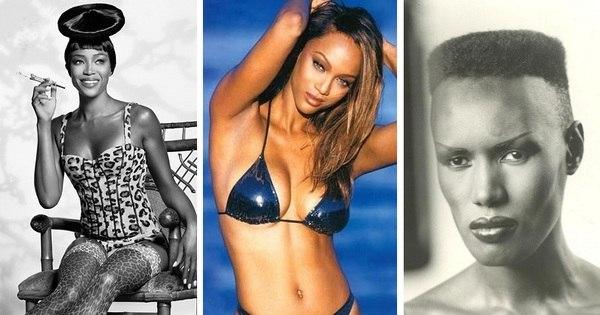 No Dia Mundial da Consciência Negra, confira as top models que ...