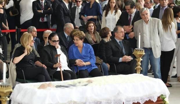 Ex-ministro Márcio Thomaz Bastos é velado em São Paulo. Veja as imagens