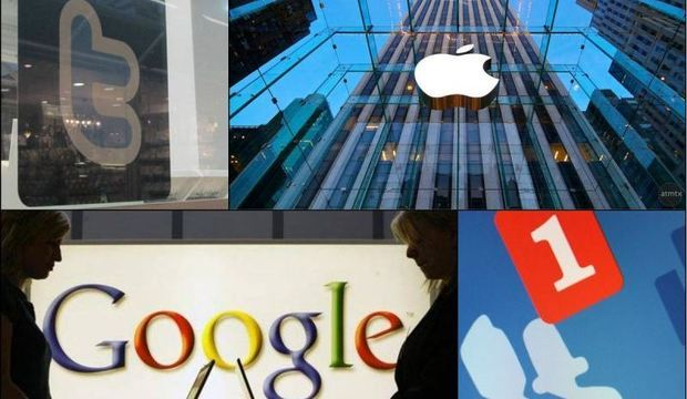 Google, Apple, Twitter e Facebook oferecem vagas para trabalhar no Brasil