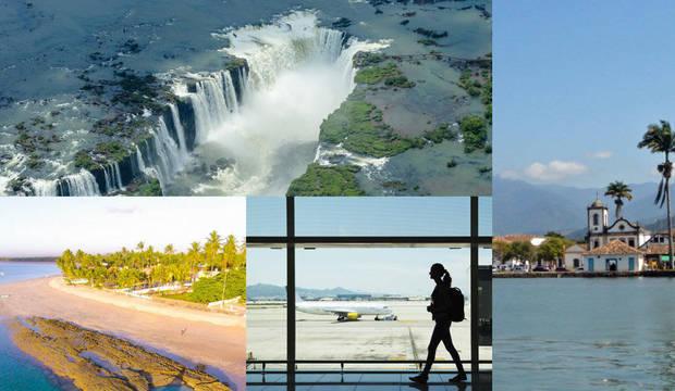 Depois da Copa, cidades do país ganham destaque como destino para estrangeiros