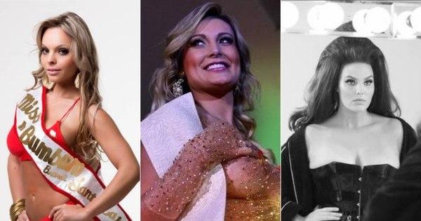 Nova miss Bumbum, ousadia de Andressa Urach e modelo plus ...
