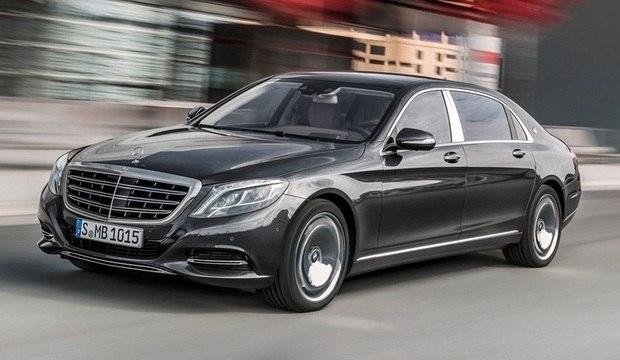 É como viajar de 1ª classe: Mercedes-Benz relança marca de luxo com linha Classe S