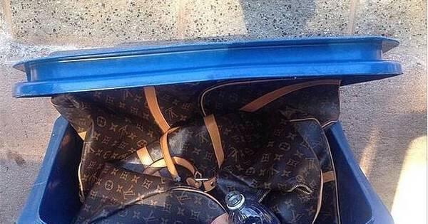 Tá sobrando? Empresária da moda joga R$ 10 mil em bolsa no lixo ...
