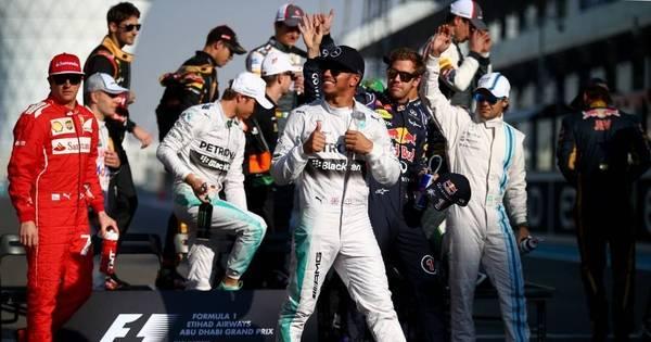 Fórmula 1 também é fábrica de milionários. Veja os salários dos ...