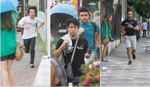Estudantes correm para não perder primeira fase da Unicamp neste domingo