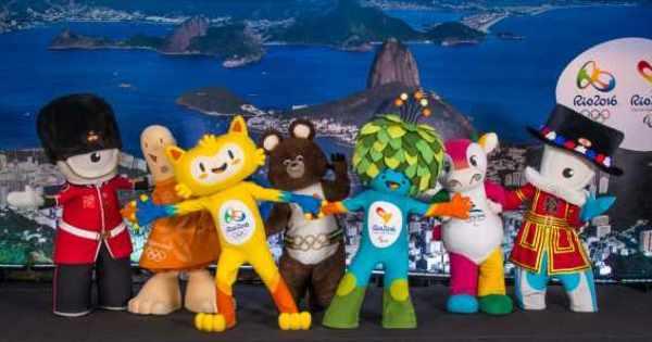 Conheça as mascotes dos Jogos Olímpicos Rio 2016 - Fotos - R7 ...