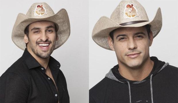 Vote em quem você quer que fique: Leo Rodriguez ou Marlos Cruz?