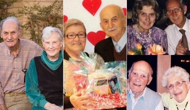 Casais de idosos que morreram com poucas horas de diferença marcam 2014