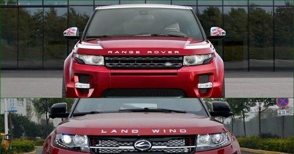 Conheça o Land Wind X7, 'primo pobre' do Range Rover Evoque, e ...
