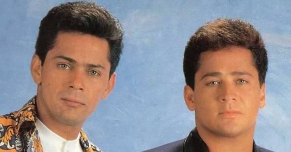 Geraldo Luís revela quem é o filho do cantor Leandro descoberto ...