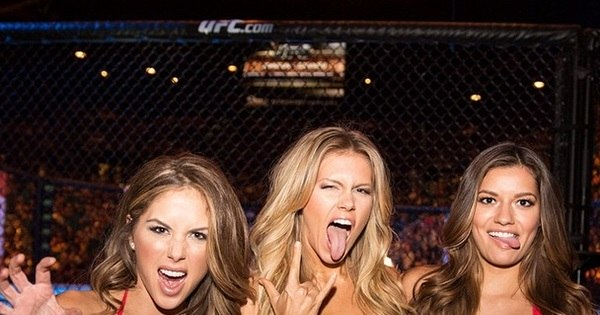 30 fotos que mostram que as ring girls são as maiores musas do ...