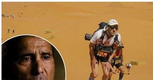 Maratonista se perde no Saara e é obrigado a beber sua própria ...