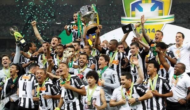 Atlético-MG é campeão da Copa do Brasil. Veja as melhores imagens da festa!