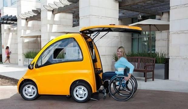 Após sofrer acidente, advogada desenvolve veículo exclusivo para cadeirantes