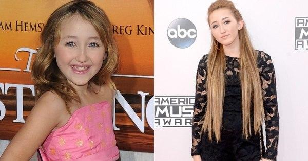 Irmã de Miley Cyrus cresceu e chama atenção por atitudes e roupas ...
