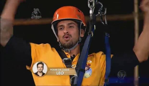 Última Prova da Chave! Leo Rodriguez conquista o Poder da Arca na reta final